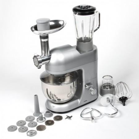Multifunkční kuchyňský robot, silný motor 800 W