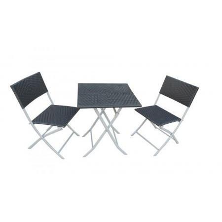 Set skládacího nábytku na balkon ( stůl + židle)