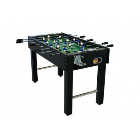 Dětský stolní fotbal, vyztužené hrací pole, 121 x 61 x 79 cm
