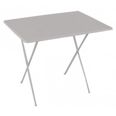 Lehký kempinkový rozkládací stolek 60 x 80 cm