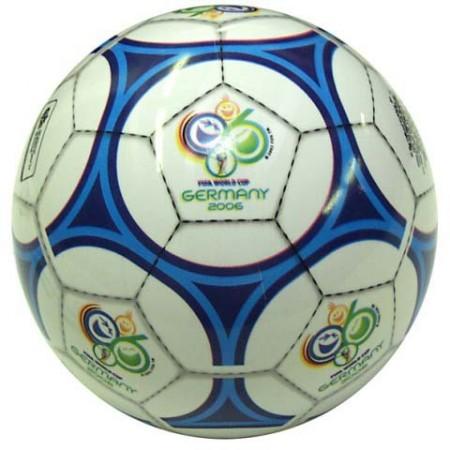 Gumový hrací míč pro děti - fotbalový