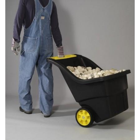 Plastový vozík 150 l na zahradu a stavbu