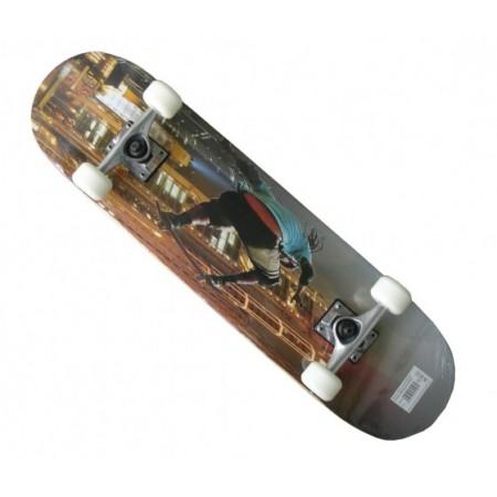 Dětský skateboard se zpevněným ocelovým podvozkem