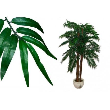 Umělá rostlina jako živá v květináči - kokosová palma 150 cm