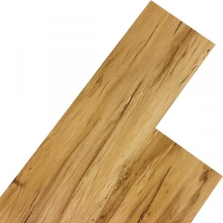 Vinylová plovoucí podlaha, dřevodekor - jabloň, 5,07 m2