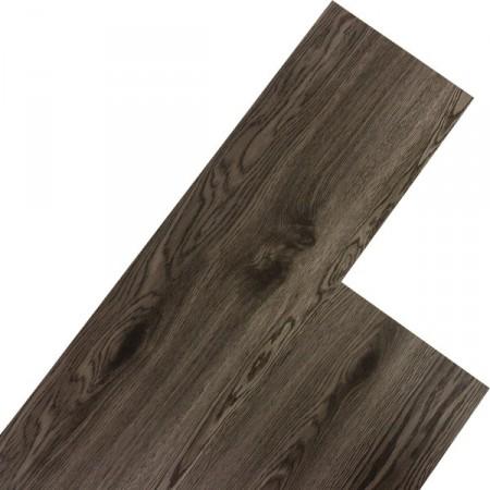 Vinylová plovoucí podlaha, dřevodekor - černý dub, 5,07 m2