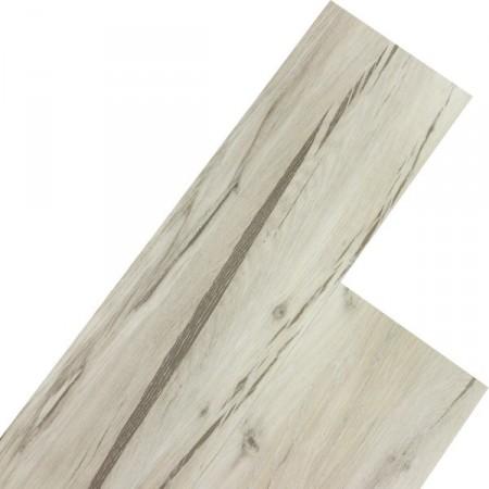 Vinylová plovoucí podlaha, dřevodekor - dub, 5,07 m2
