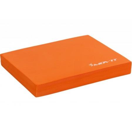 Balanční podožka na fitness a cvičení, oranžová