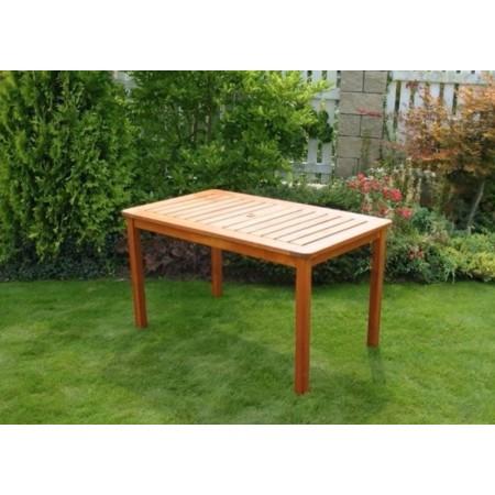 Zahradní obdélníkový stůl z masivu - borovicové dřevo