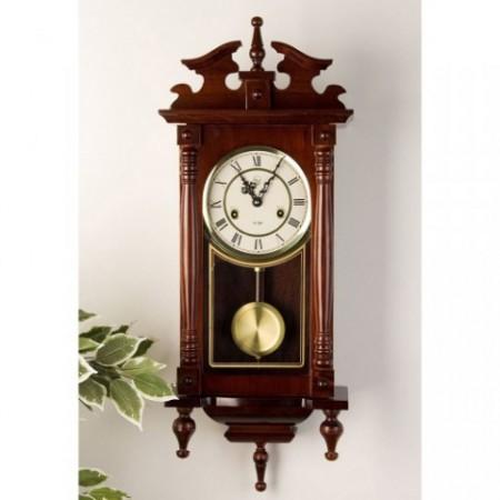 Replika kyvadlových hodin (plně funkční)- retro dekorace