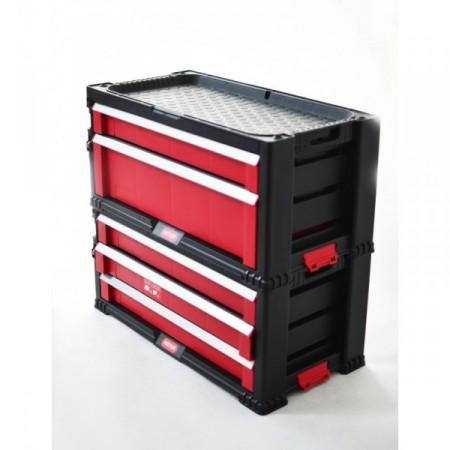 Úložný box do dílny na nářadí a spojovací materiál