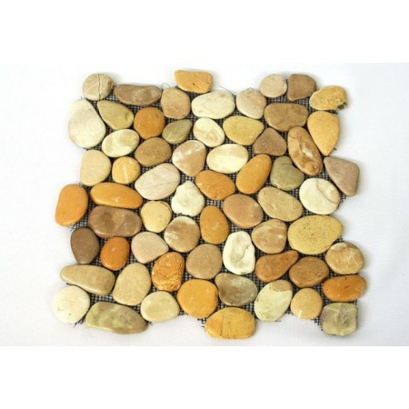 Obklad / dlažba - mozaika barevná, 1m2