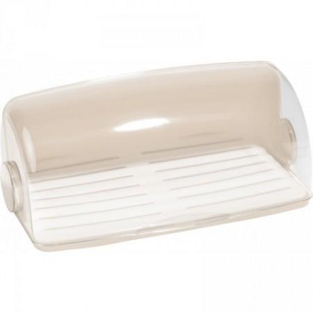 Plastový box na chleba, průhledné víko