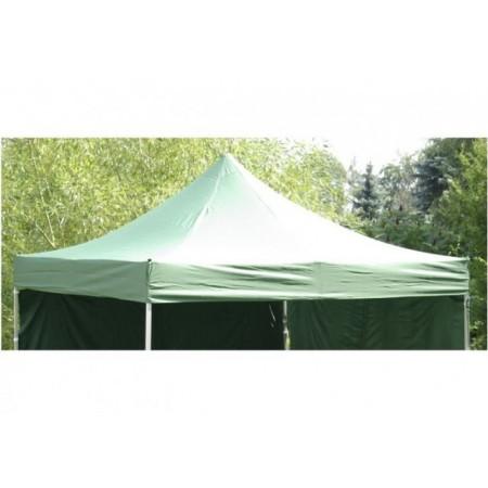 Kvalitní náhradní střecha k profi stanu 3x3m, zelená
