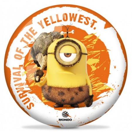 Dětský gumový míč 23 cm, Minions Survival