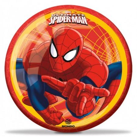 Dětský gumový míč 23 cm, potisk Spiderman