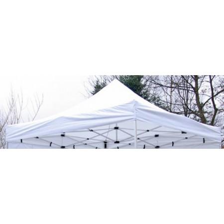 Náhradní střecha k profi stanům 3x3 m, bílá