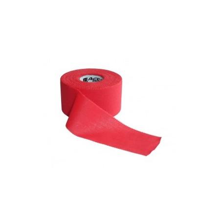 Pevný tejp pro fixaci kloubů 3,8 cm x 13,7 m, červený