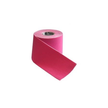 Kinesiologický tejp 5 cm x 5 m, růžový