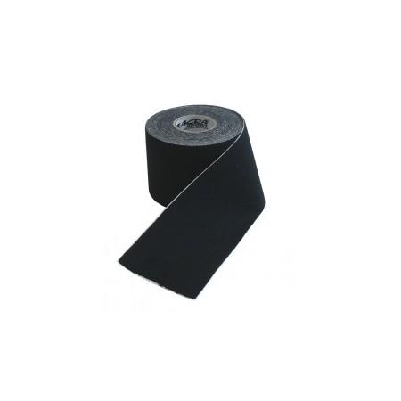 Kinesiologický tejp 5 cm x 5 m, černý