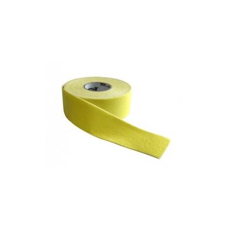 Kinesiologický tejp 2,5 cm x 5 m, žlutý
