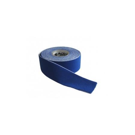 Kinesiologický tejp 2,5 cm x 5 m, modrý