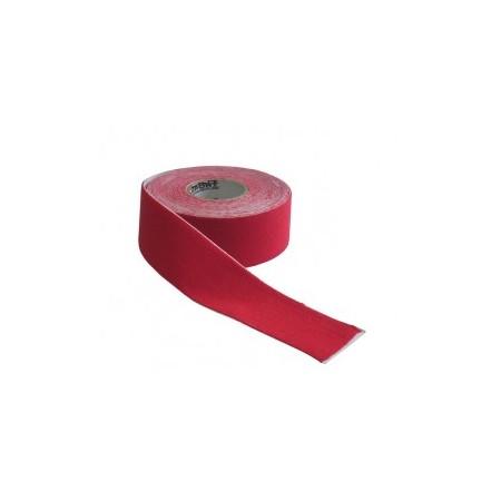 Kinesiologický tejp 2,5 cm x 5 m, červený