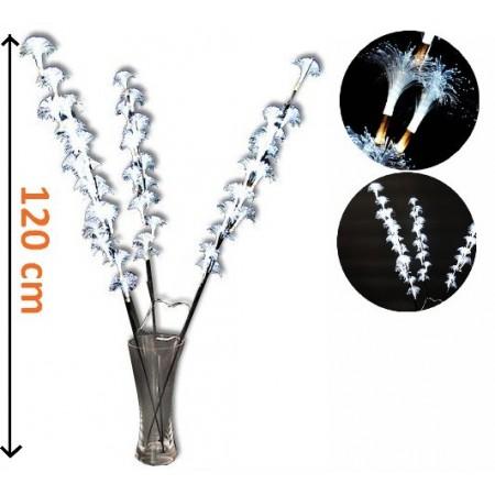 Dekorativní osvětlení- větvičky s LED diodami, 6 ks