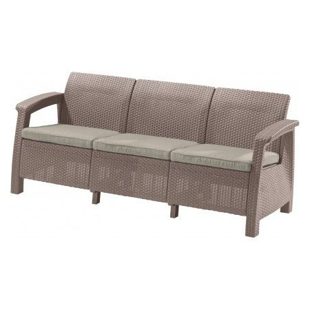 Pohovka COFRU LOVE SEAT MAX - cappuccino