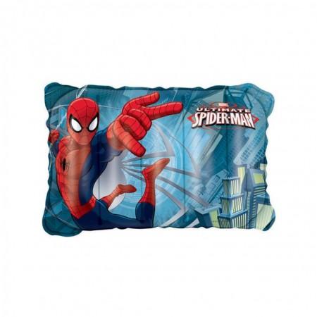 Nafukovací polštář s potiskem Spiderman