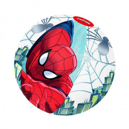 Nafukovací míč k vodě s potiskem Spiderman 51 cm