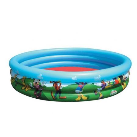Nafukovací bazén s potiskem Misky Mouse, pro děti od 2 let