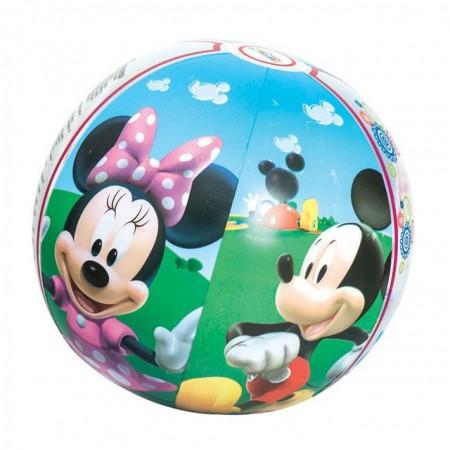 Velký nafukovací míč 51 cm, potisk Micky Mouse