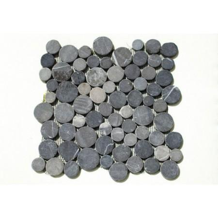 Obklad / dlažba - mozaika andezit, přírodní, 1 m2