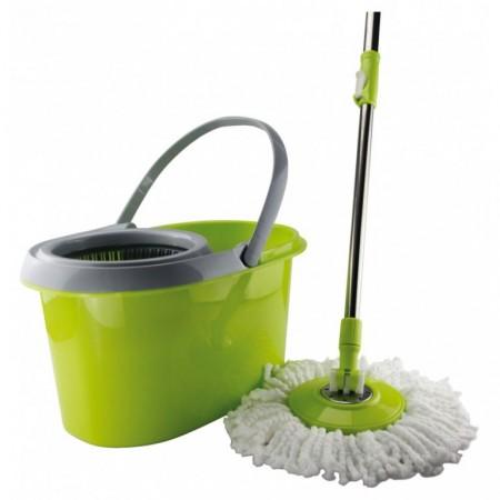 Sada na úklid- mop s kbelíkem
