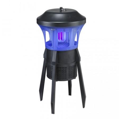 Elektronický lapač hmyzu, žárovka 7 W, 100 m2