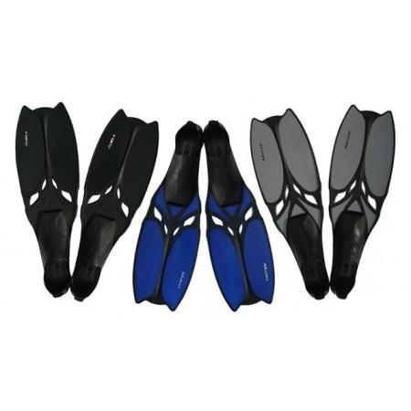 Potápěčské ploutve s gumovou botičkou, vel. 45-46, různé barvy