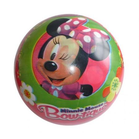 Dětský gumový míč s potiskem Minnie 23 cm