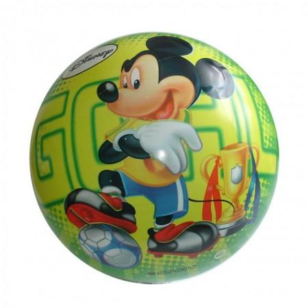 Dětský gumový míč s potiskem Mickey Mouse 23 cm