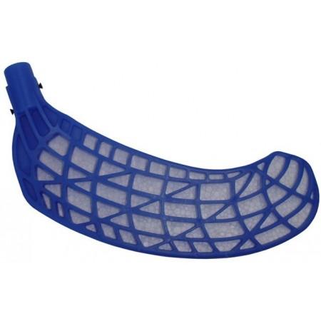Plastová čepel pro florbalové hokejky, levá