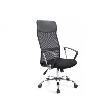 Ergonomická kancelářská židle na kolečkách, prodyšné opěradlo