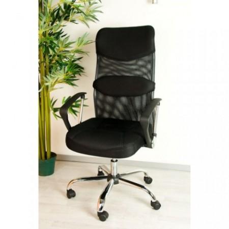 Otočná kancelářská židle s prodyšným opěradlem