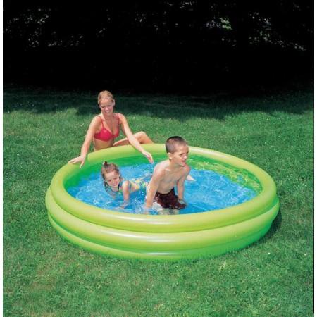 Dětský nafukovací bazén, 3 komory, 102 x 25 cm