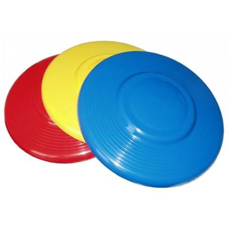 Plastový létající talíř na hraní