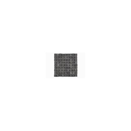 Obklad / dlažba - mozaika z přírodního kamene, černá, 1 m2