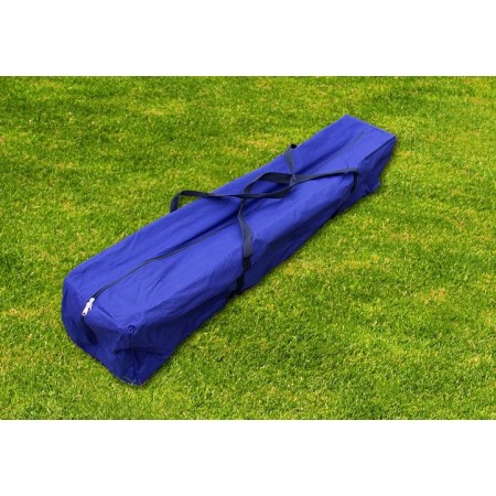 Taška pro zahradní stany 3x3 m, modrá, s uchem