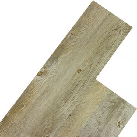 Vinylová plovoucí podlaha, dřevodekor - borovice, 5,07 m2
