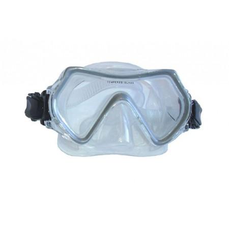 Potápěčské brýle- siliter, junior, stříbrné
