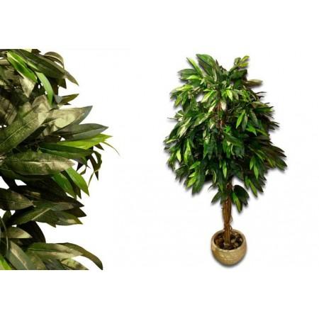 Umělá rostlina jako živá- mango, 180 cm