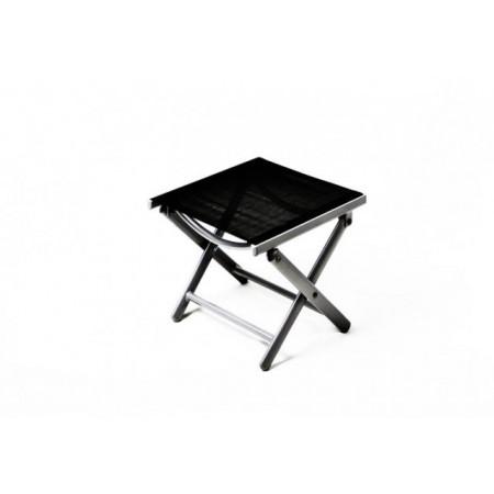Stolička s hliníkovým rámem, 42 x 42 x 40 cm